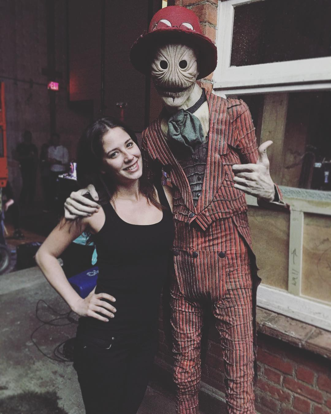 The Crooked Man con fan