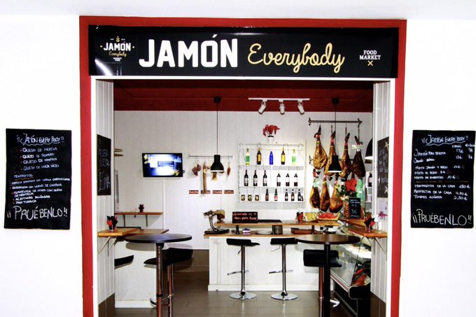 Jamón everybody