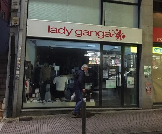 lady ganga tienda ropa