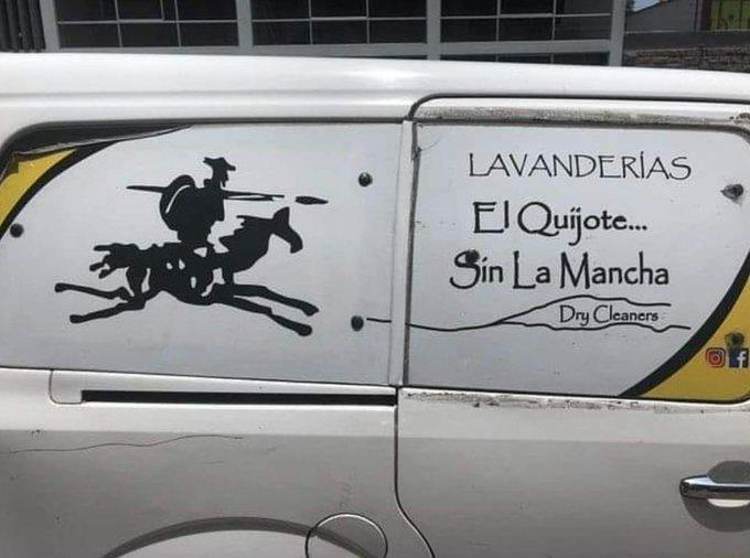 lavandería el Quijote sin la Mancha