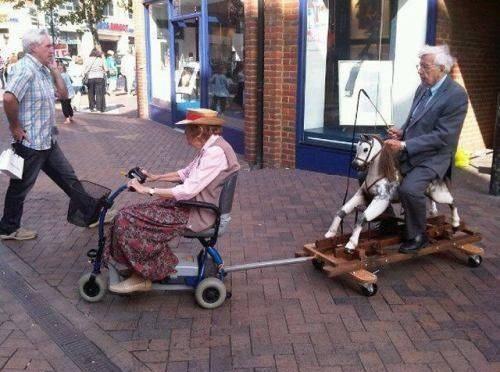 abuelos motorizados