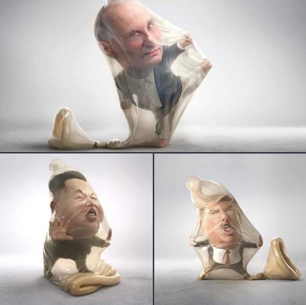 políticos condones