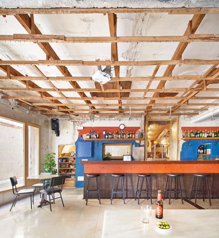 bar cafetería reforma