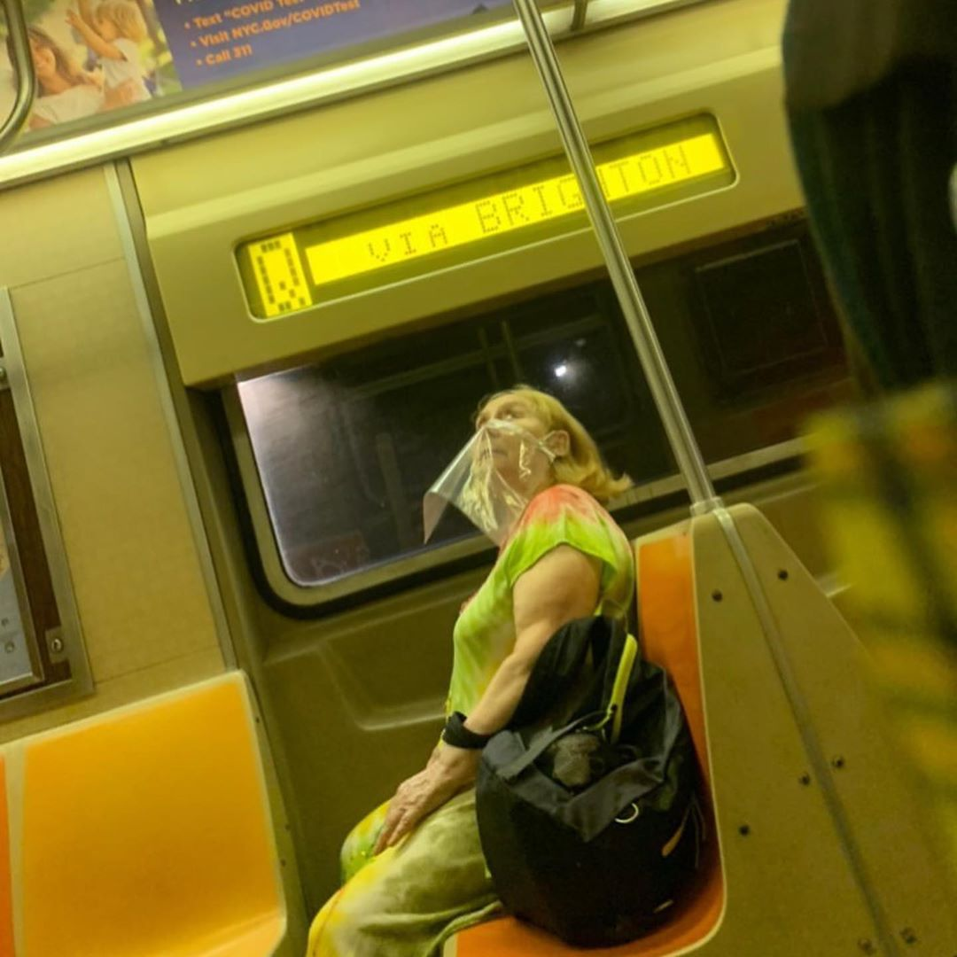 señora metro