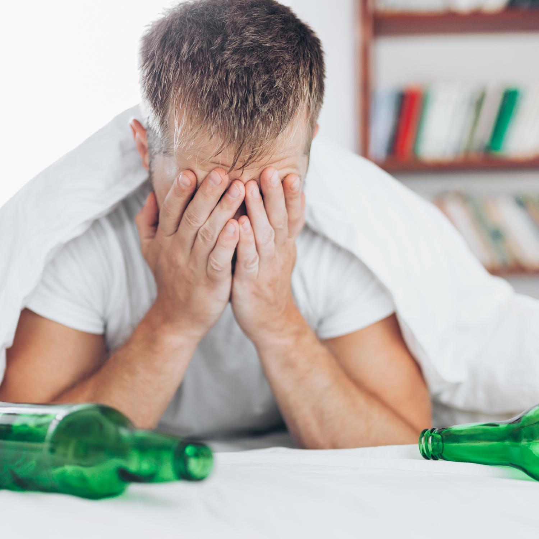 alcohol migraña
