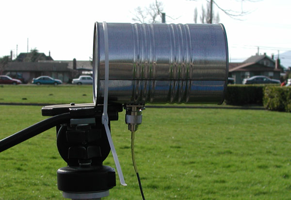 antena wifi casera