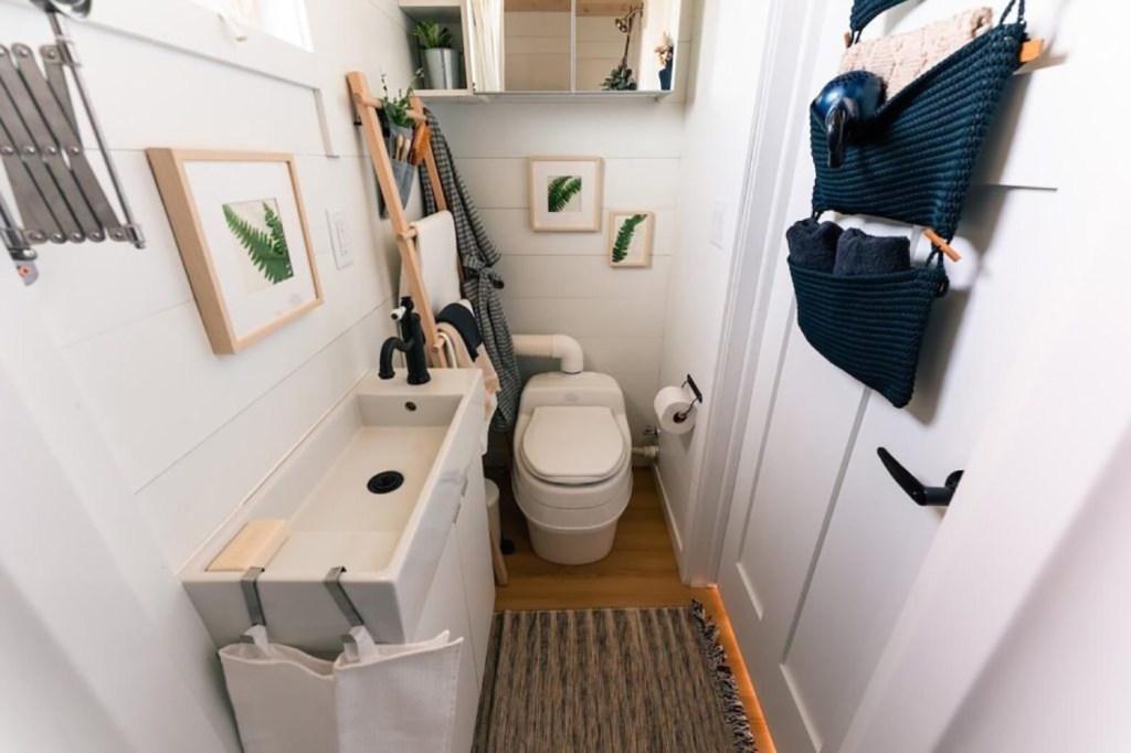 baño casa rodante ikea