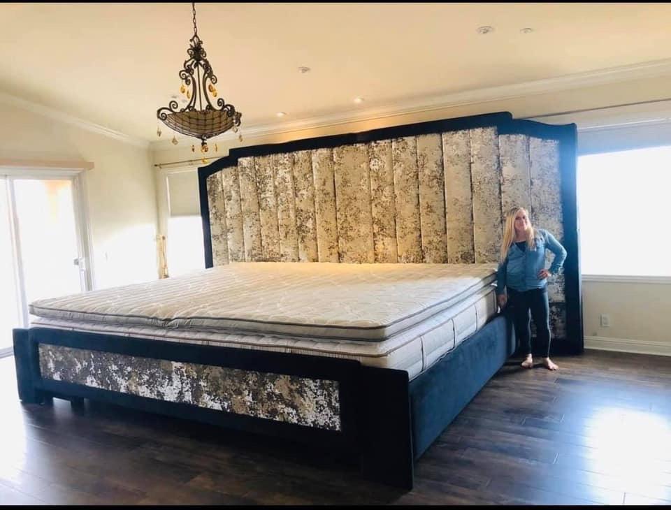 cama gigante