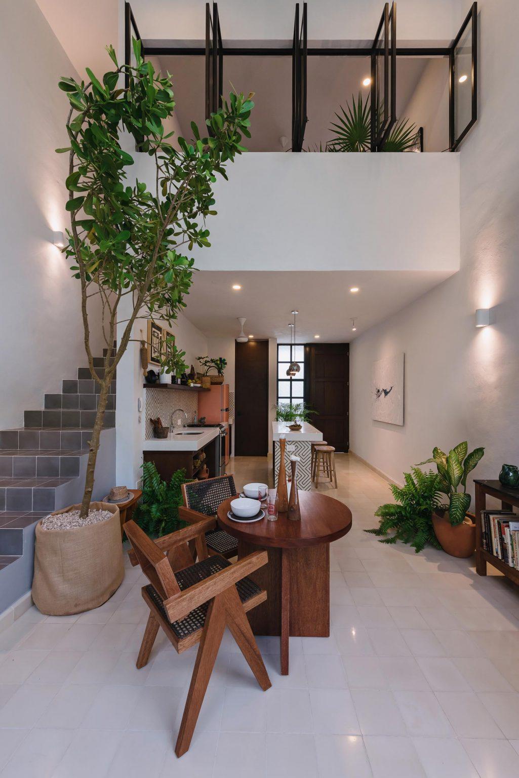 casas modernas de decoración