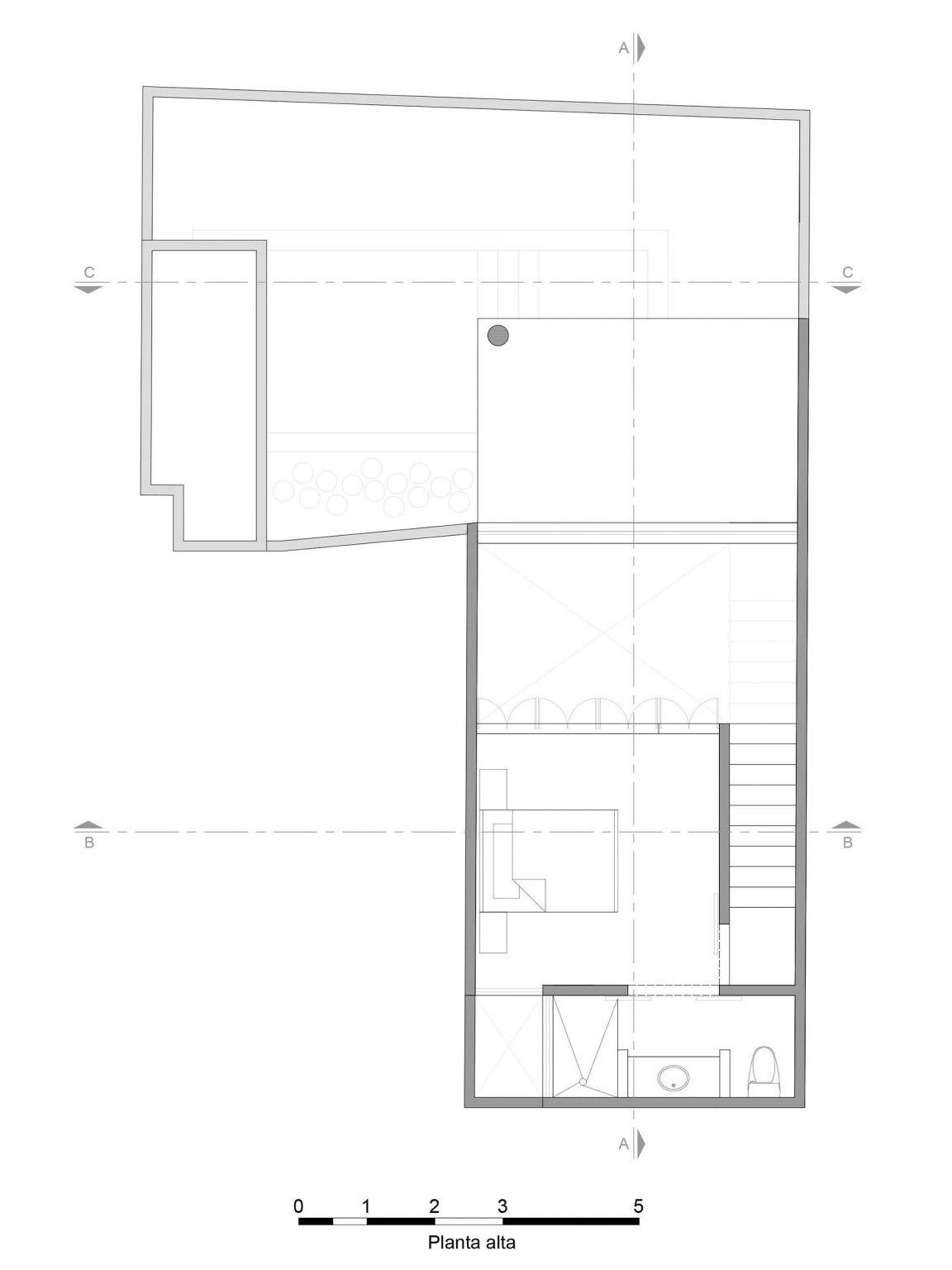 planos casa Hannah