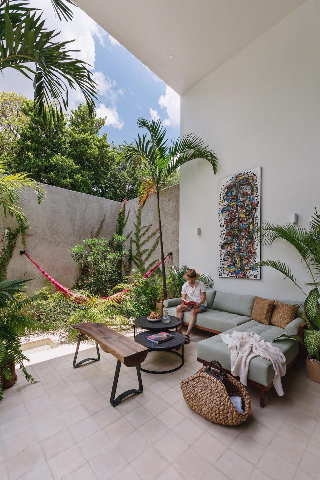 patio de relax