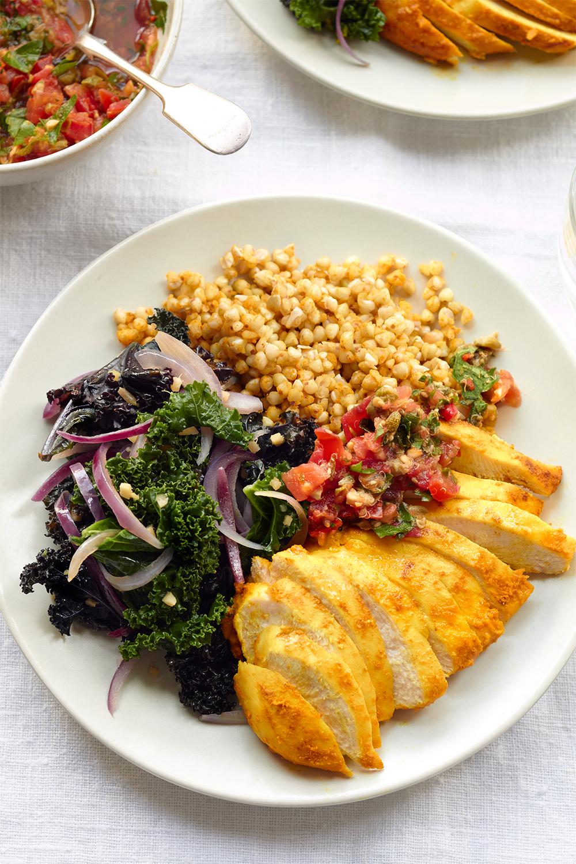 recetas dieta Sirtfood