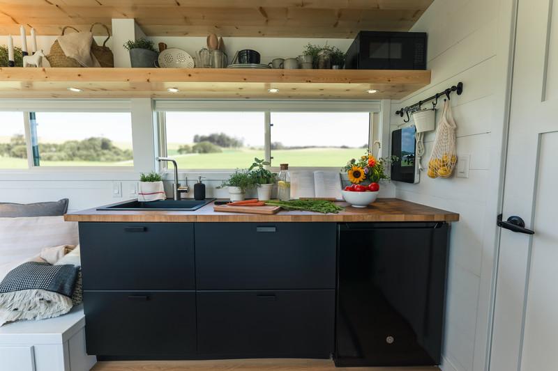 muebles ikea en cocina