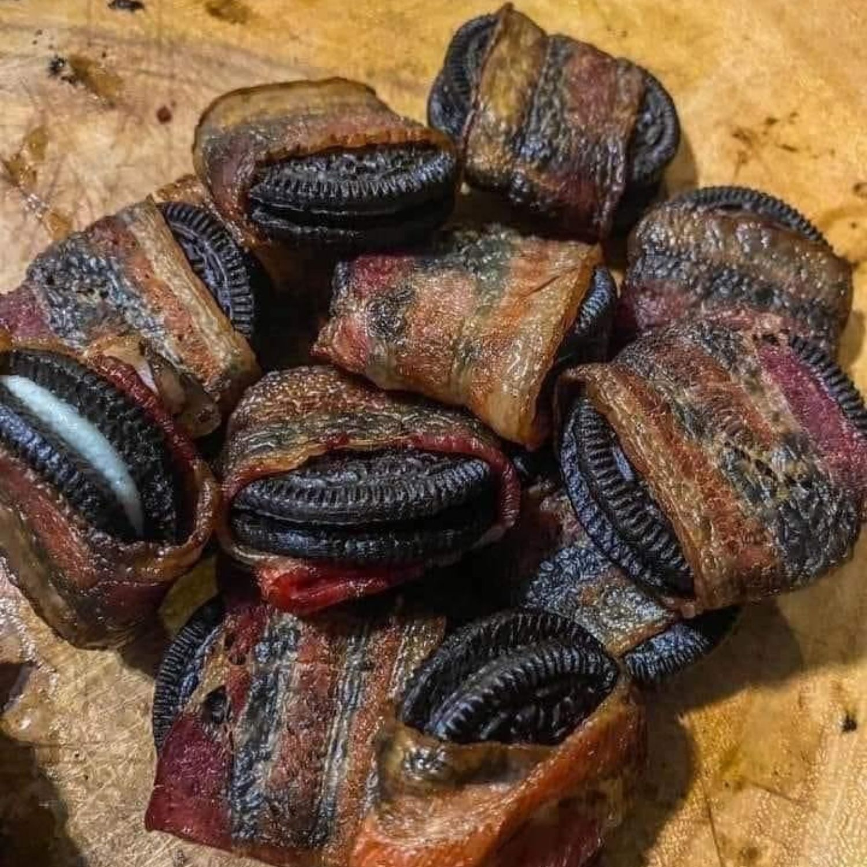 oreos bacon