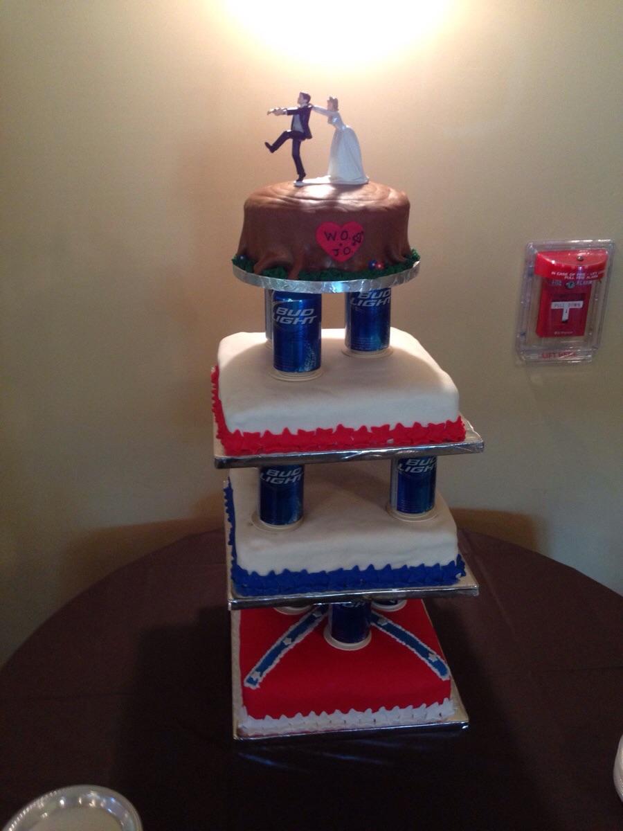 peor pastel de boda