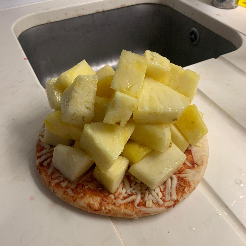 piña pizza