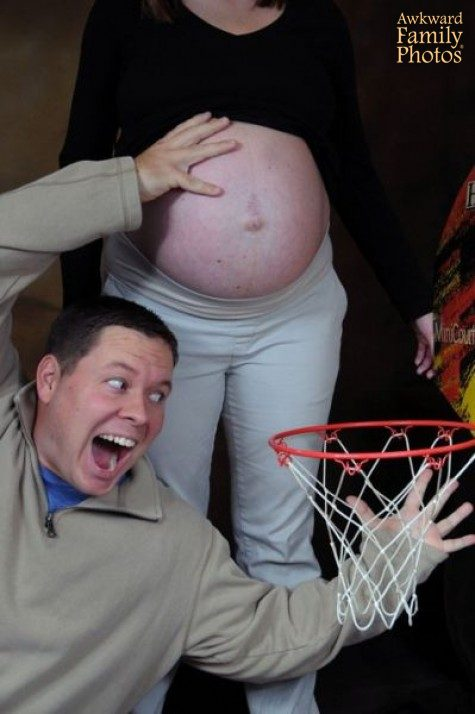 barriga baloncesto