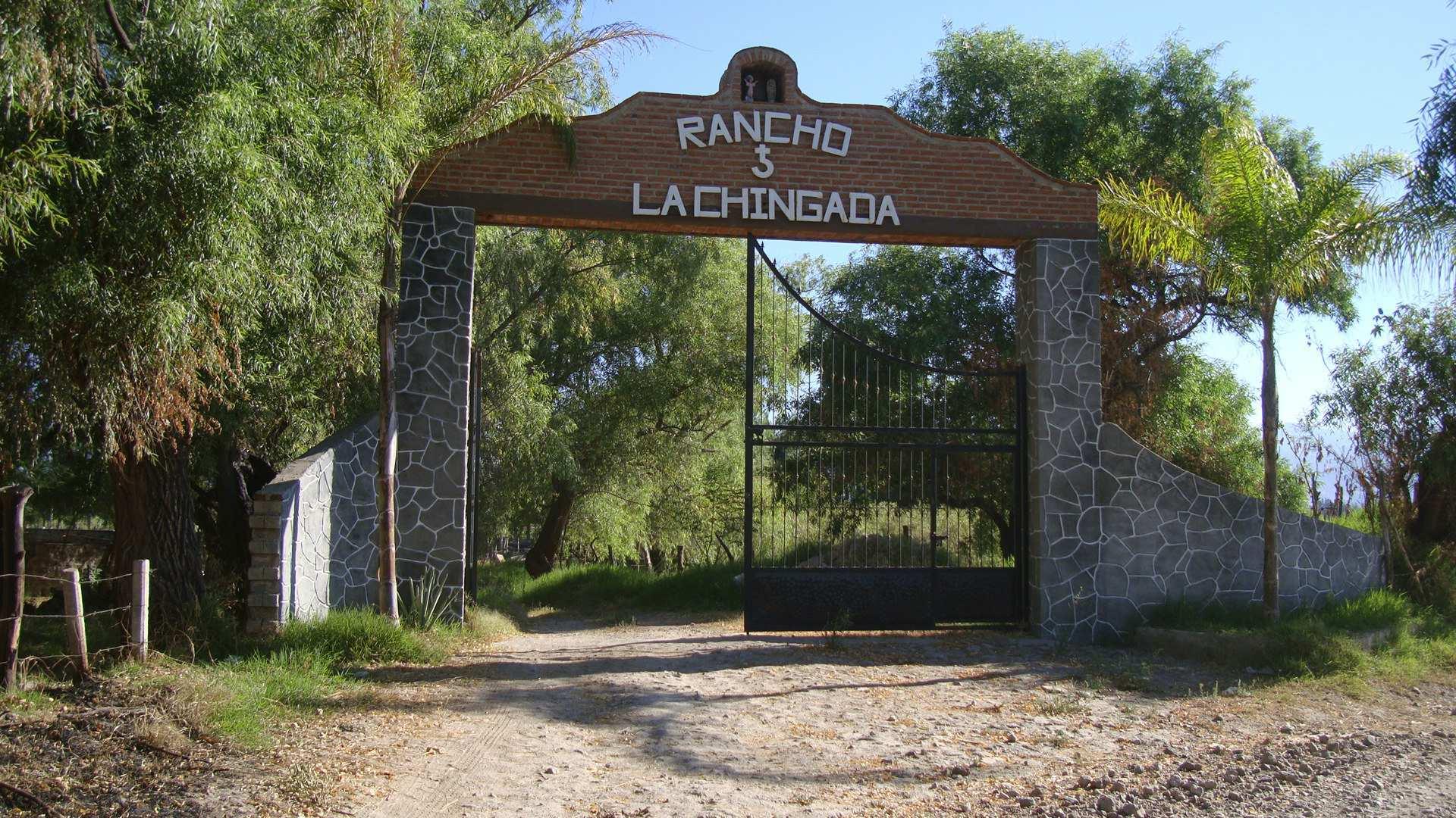 rancho de Manuel López Obrador