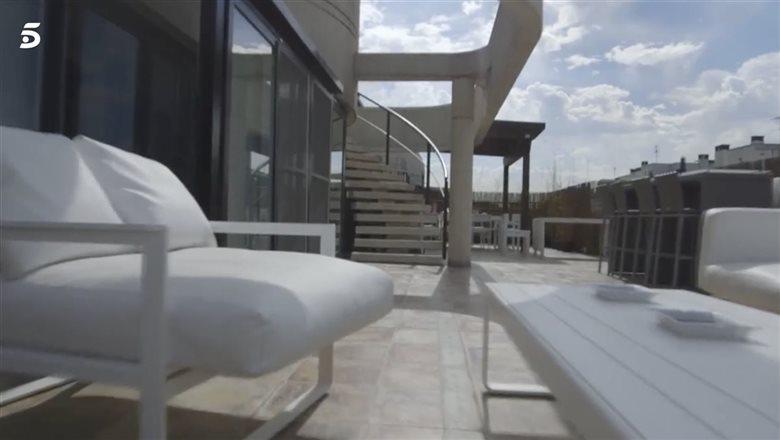 terraza en ático