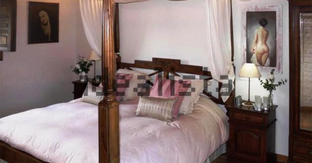 Dormitorio principal de Pablo Iglesias