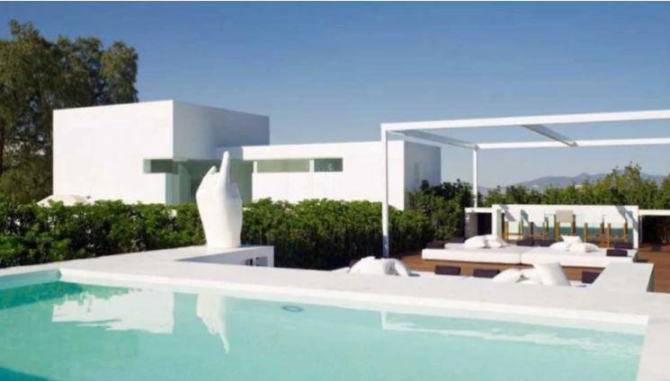 casa blanca de Enrique Peña Nieto