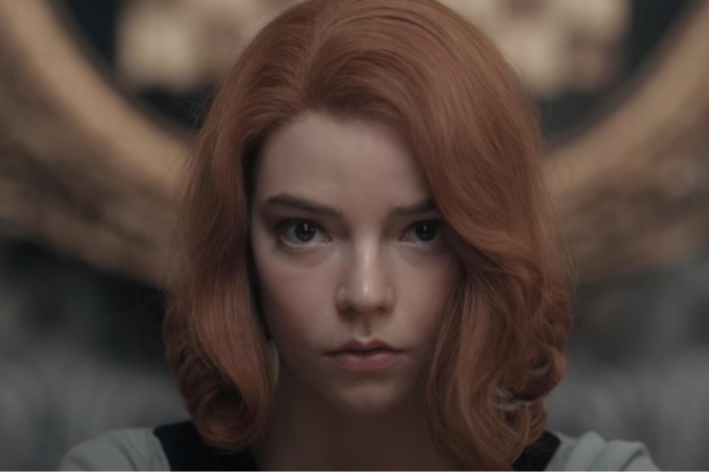 Anya Taylor-Joy Gambito de Dama