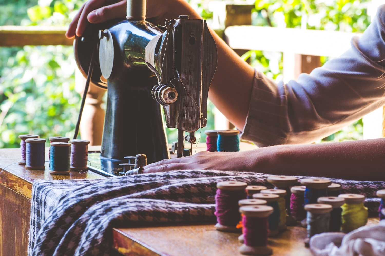 coser a máquina