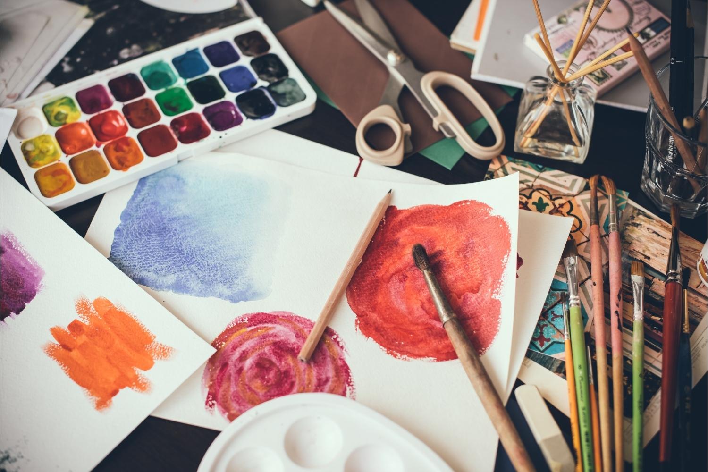 trabajos manuales de pintura