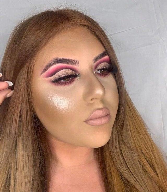 mezcla maquillajes