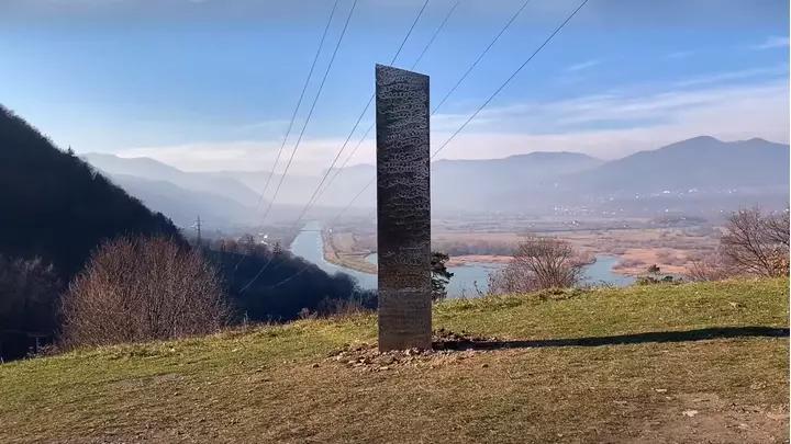 monolito de rumania