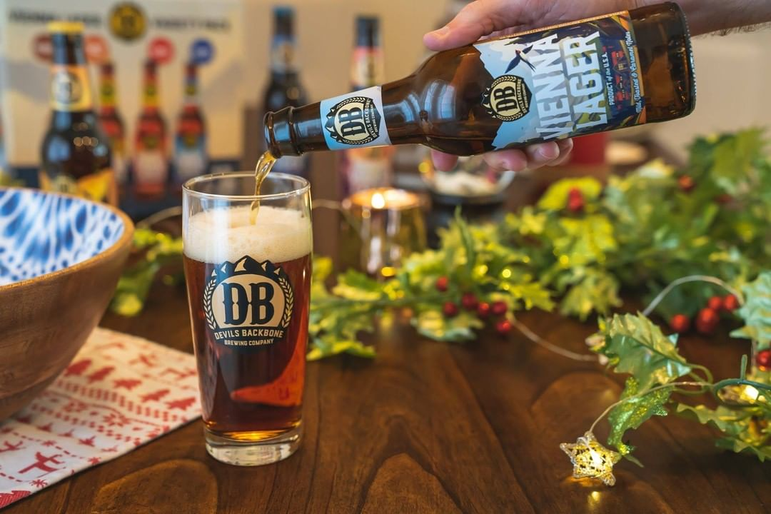 cerveza lager vienna devils backbone