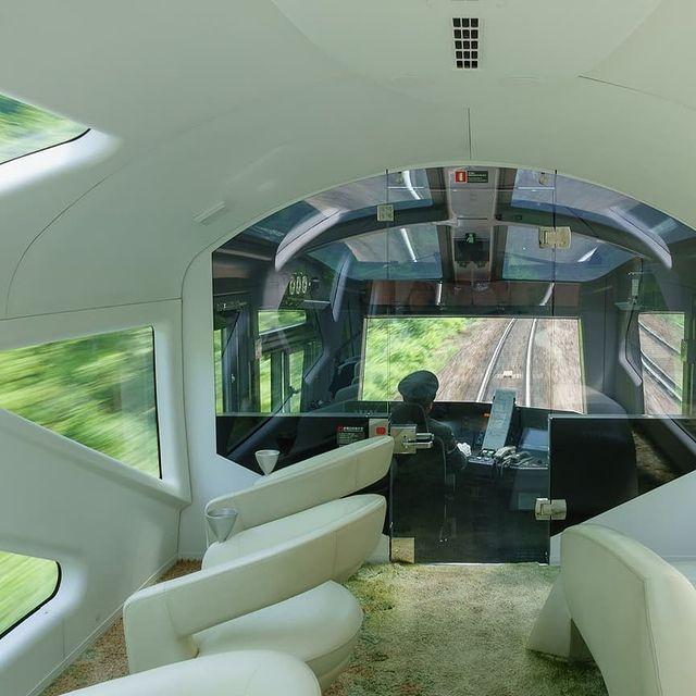 vagón mirador