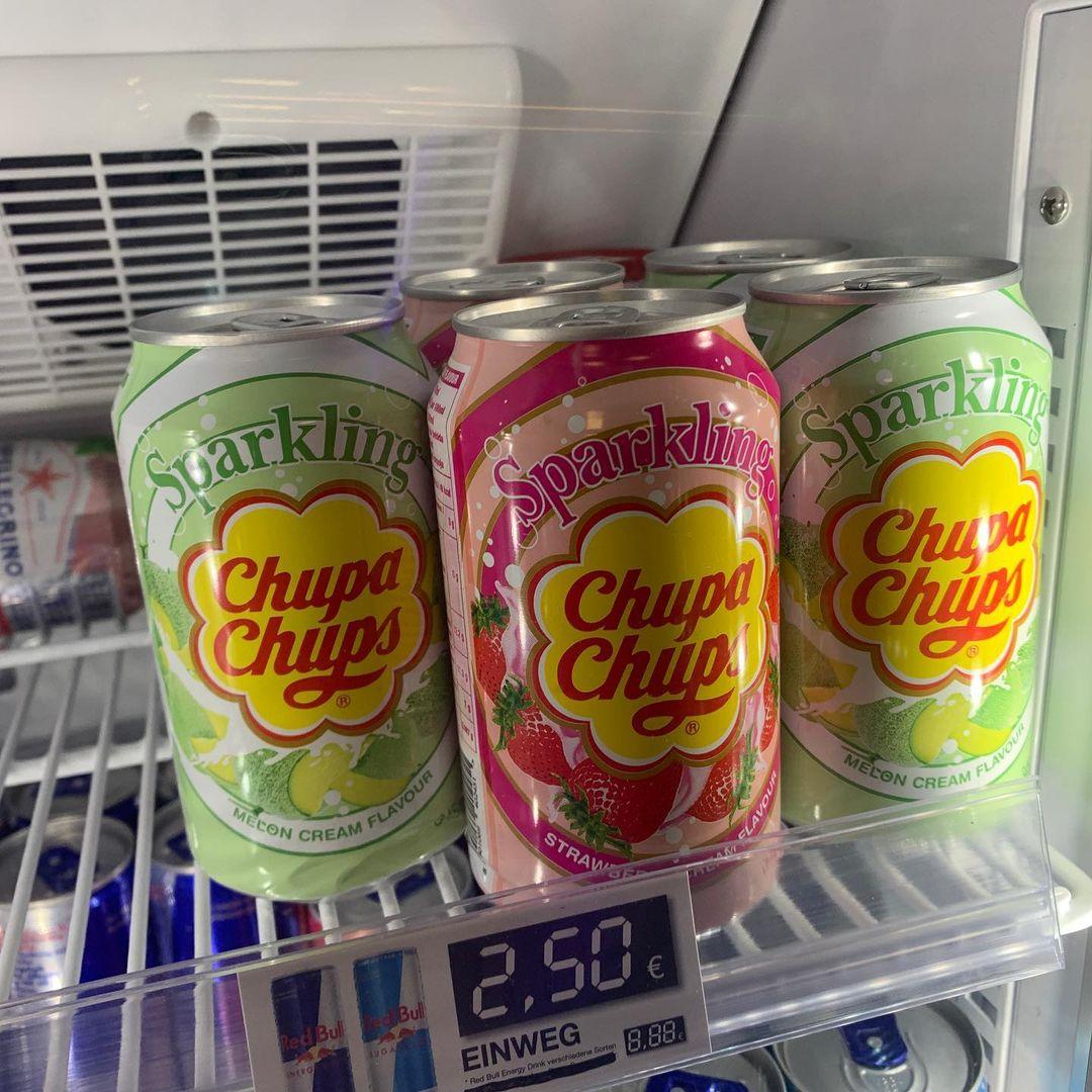 Refrescos de Chupachups
