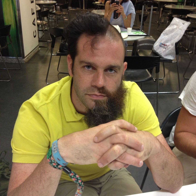 pelo barba