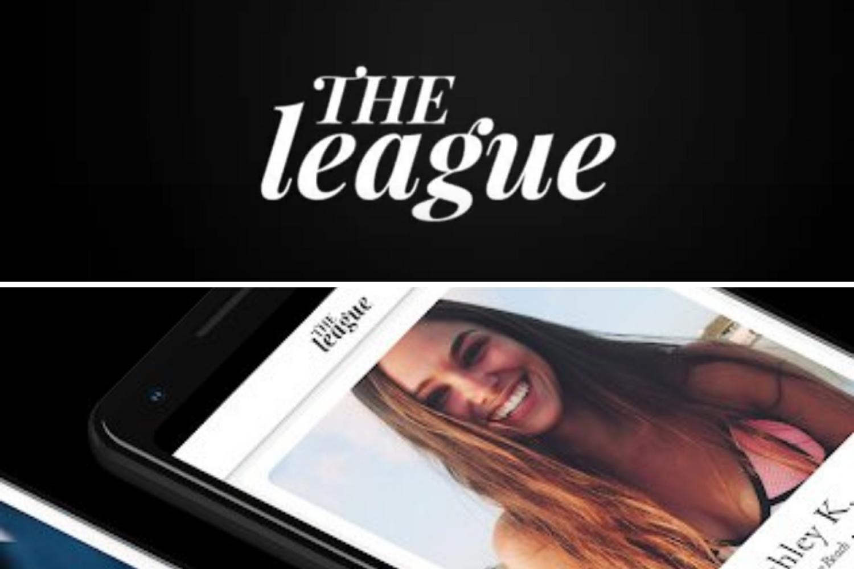 the league app para citas