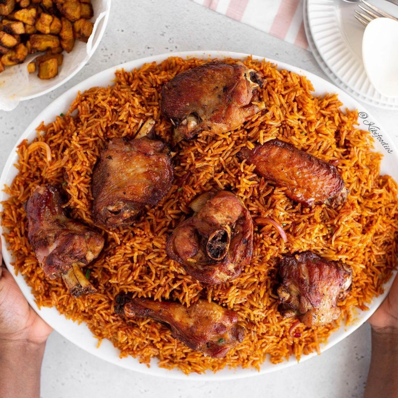 arroz jollof