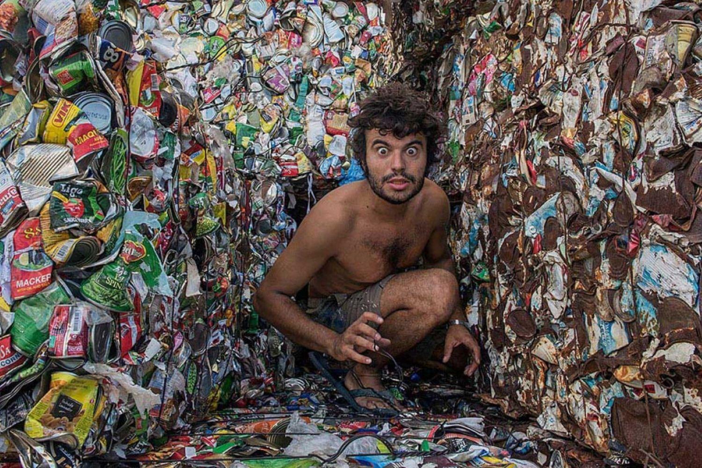 artista basura