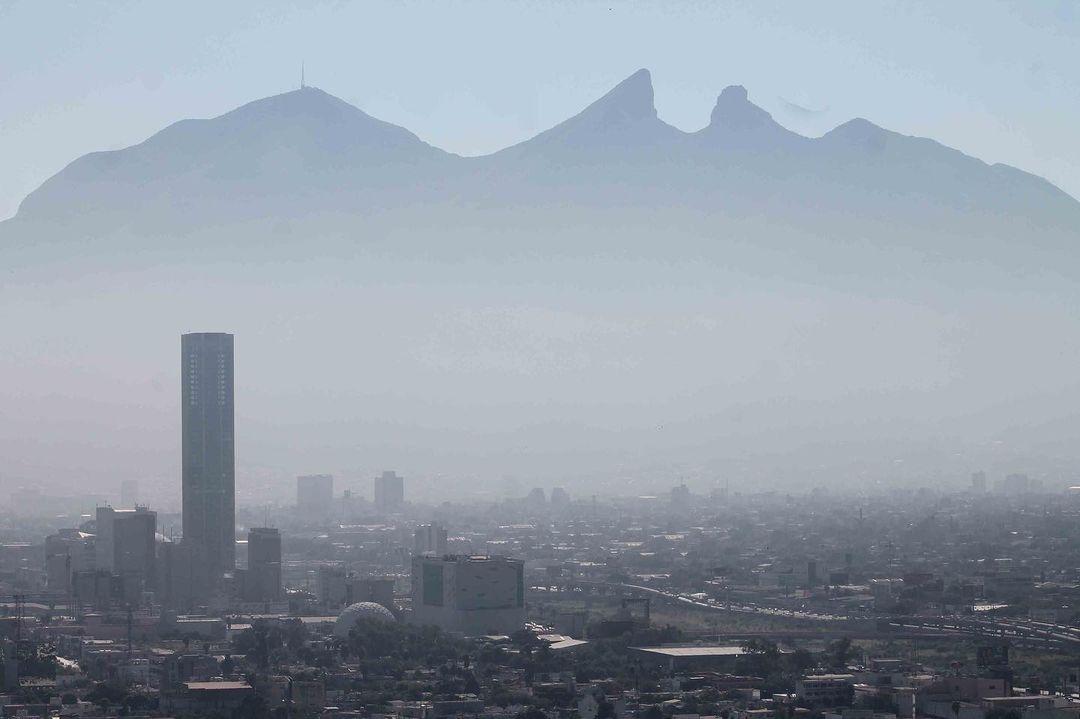 ciudad de mexico contaminada