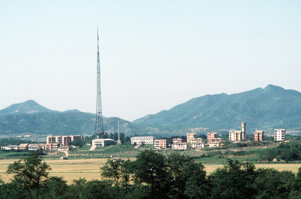 pueblo potemkin corea del norte