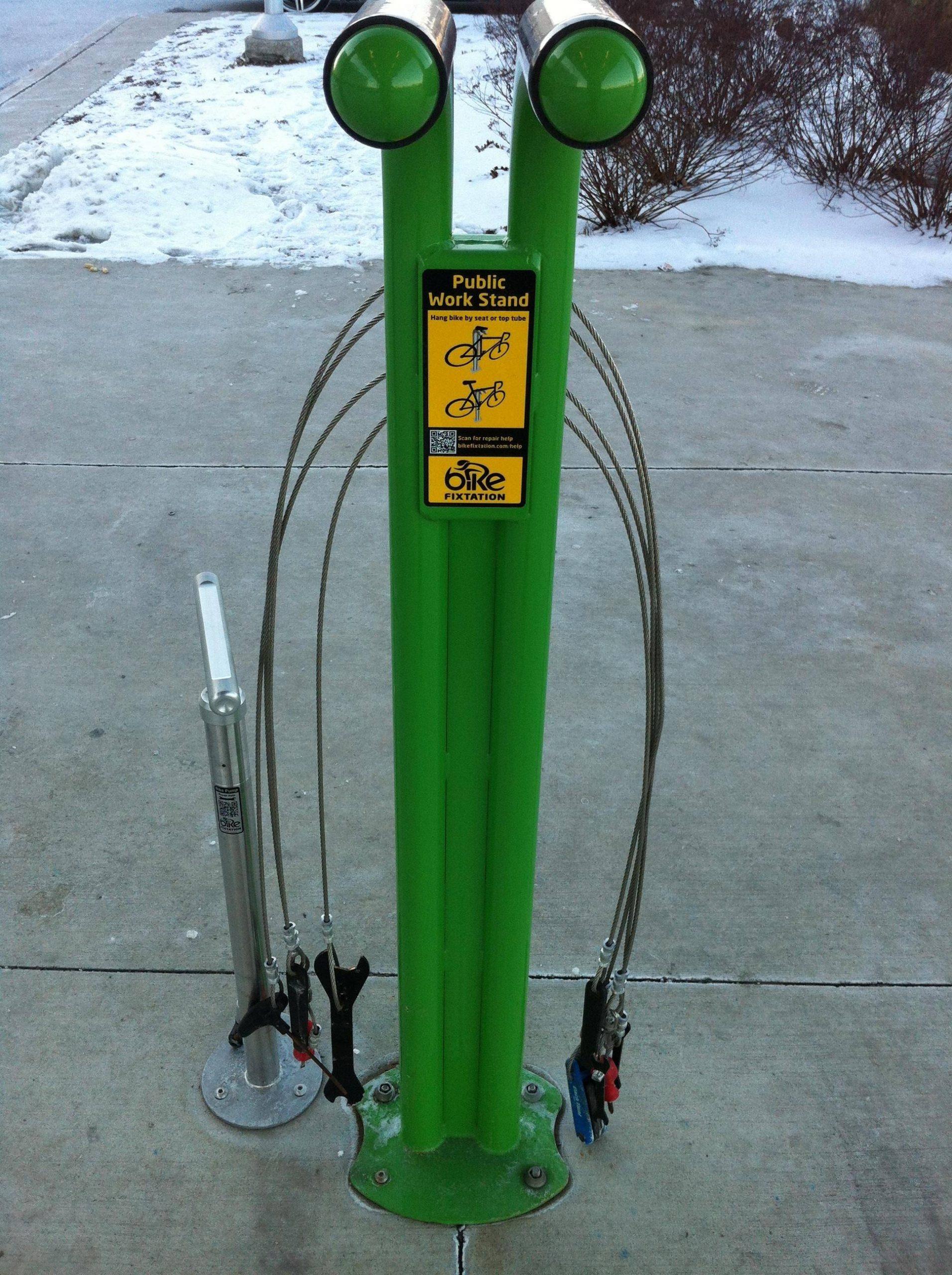 kit de reparación de bicis