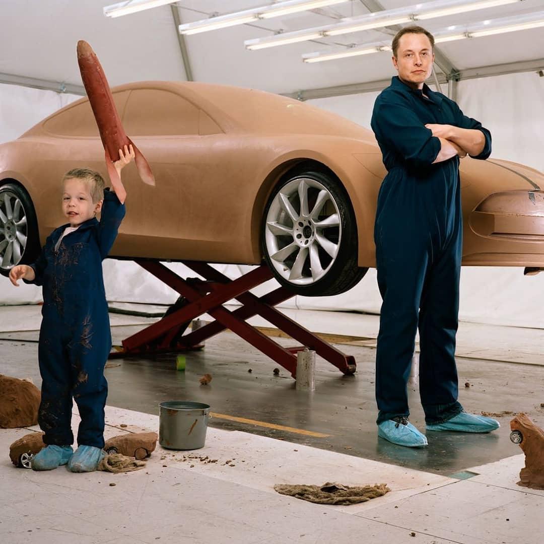 Elon Musk Ad Astra