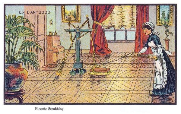 el futuro visto en 1899