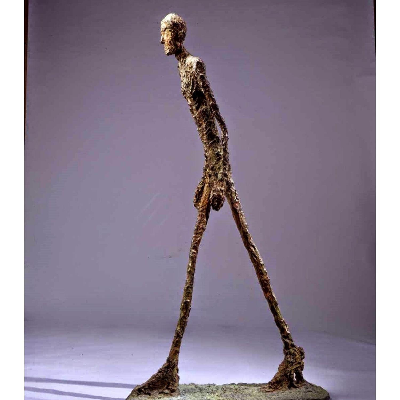 giacometti escultura