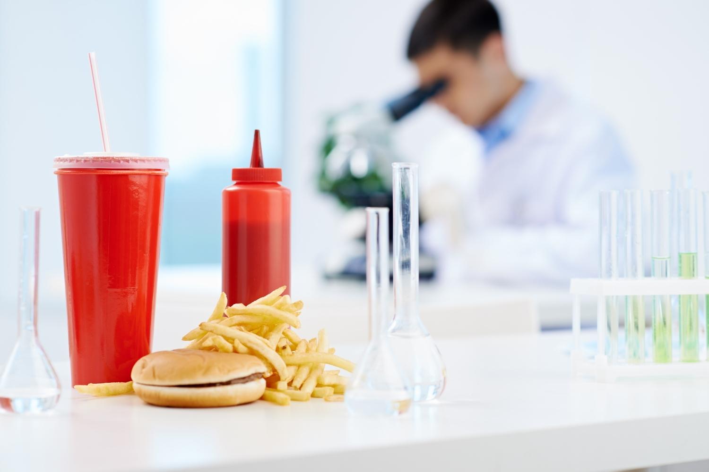 comida basura ciencia