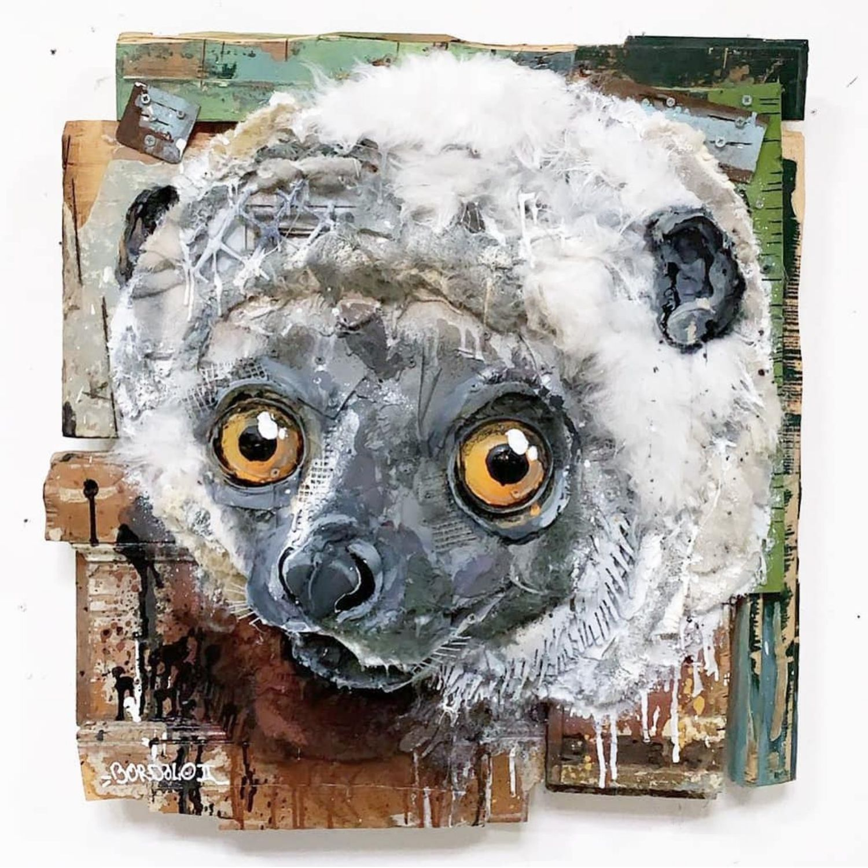 lemur basura