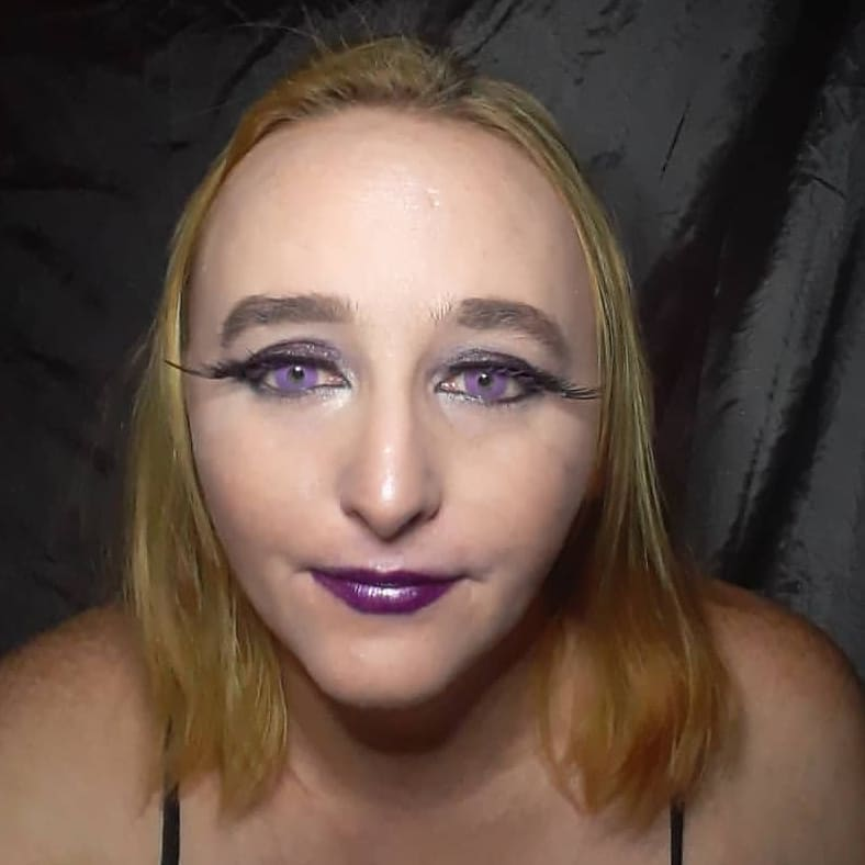 maquillaje feo