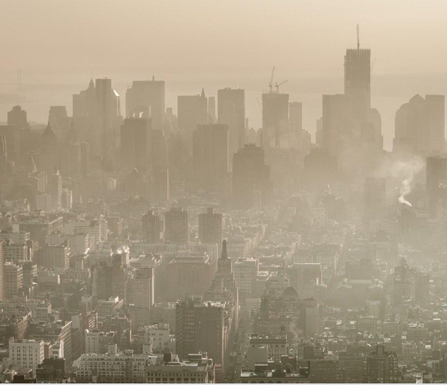 nueva york contaminada