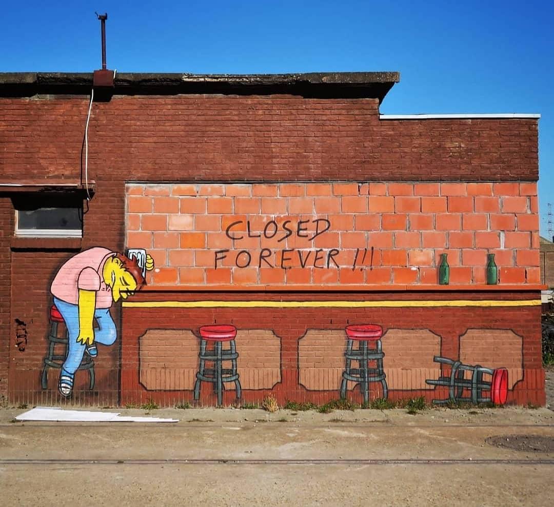Barney Graffiti