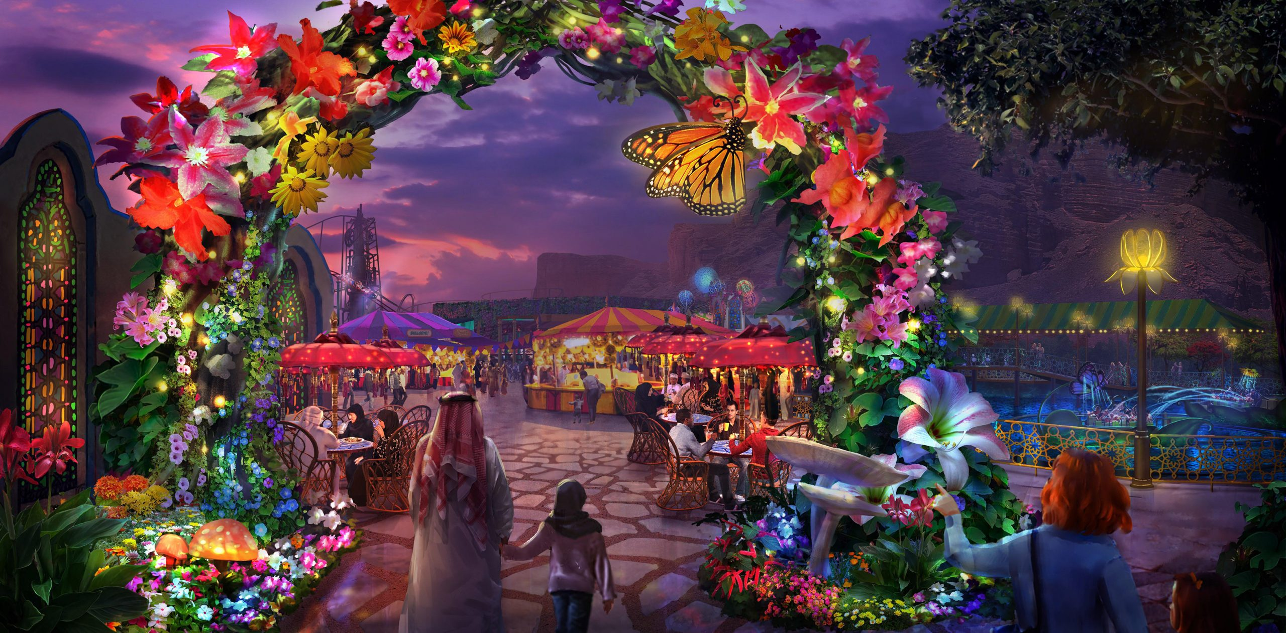 parque de atracciones 1