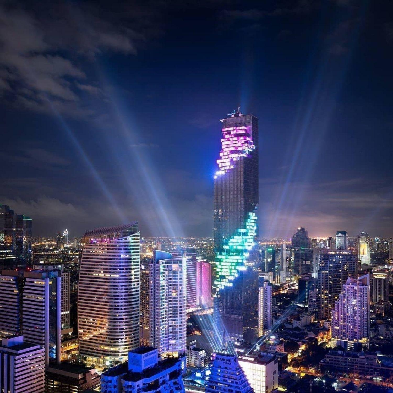 rascacielo bangkok